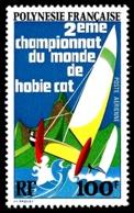 POLYNESIE 1974 - Yv. PA 83 *   Cote= 33,00 EUR - Course De Voiliers Hobie Cat  ..Réf.POL24396 - Poste Aérienne