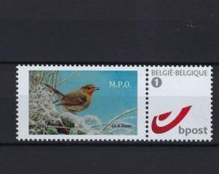 Duostamp Buzin M.P.O. 2011 Birds MNH ** POSTFRIS ZONDER SCHARNIER  SUPERBE - Belgique