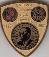 CYCLISME  L.V.B.W.B. - A.I.D.  SOUVENIR EGIDE SCHOETERS 1882-1962 - Belgique