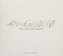 Audio CD : Evangelion 1.0 You Are (Not) Alone OST ( KICA-886 2008 ) - Filmmusik