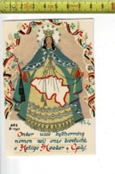 KL 10328 - ONDER UWE BESCHERMING NEMEN WIJ ONZE TOEVLUCHT HEILIGE MOEDER GODS - 1945 - Andachtsbilder