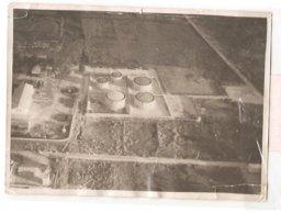 Vietnam - 1952 - Depot Essence De Tourane - Centre Annam - Vue Aerienne - Guerre, Militaire