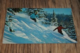 7639     POWDER SNOW SKIING AT VAIL COLORADO - United States