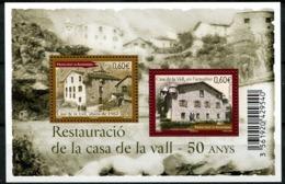 Andorre, N° 721 à N° 722** Y Et T En Mini-feuille - Andorre Français