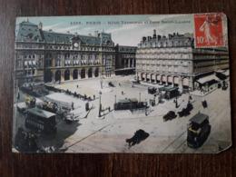 L22/781  PARIS - Hôtel Terminus Et Gare Saint-Lazare - Métro Parisien, Gares