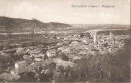 1495/FP/19 - CUNEO - ROCCAVIONE - Panorama - Cuneo