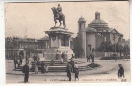 Espagne - CAT - Barcelona - Parque - Monumento A Prim Y La Ciudadela - Barcelona