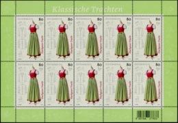 Austria 2019 Flachgauer Tracht KLBG MNH/**/POSTFRISCH - Blocks & Kleinbögen
