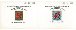 Ref. 91898 * MNH * - EL SALVADOR. 1961. FIRST CENTRAL AMERICA PHILATELIC CONVENTION . PRIMERA CONVENCION FILATELICA CENT - El Salvador