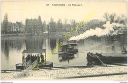 92. ASNIERES .  Le Passeur . - Asnieres Sur Seine