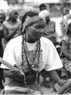Photo Sénégal. Casamance. Fête Folklorique à Ziguinchor Années 1990  Photo Vivant Univers - Afrique