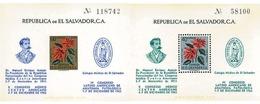 Ref. 91902 * MNH * - EL SALVADOR. 1963. 4th PATHOLOGIC ANATOMY LATIN AMERICAN CONGRESS . 4 CONGRESO LATINO AMERICANO DE - El Salvador