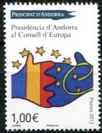 Andorre, N° 731** Y Et T - Andorre Français