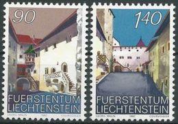 LIECHTENSTEIN 1987 Mi-Nr. 919/20 ** MNH - Liechtenstein