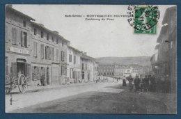 MONTESQUIEU VOLVESTRE - Faubourg Du Pont - France