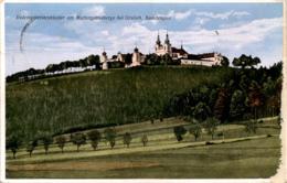 Redemptoristenkloster Am Muttergottesberge Bei Grulich, Sudetengau * Karte Von 1939 * 22. 6. 1942 - Repubblica Ceca