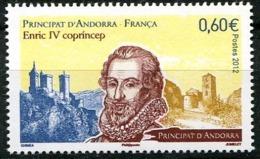 Andorre, N° 732** Y Et T - Andorre Français