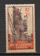 Cameroun - 1915 - N°Yv. 38 - Corps Expéditionnaire 1c - Neuf Luxe ** / MNH / Postfrisch - Unused Stamps