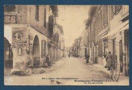 MONTESQUIEU VOLVESTRE - La Rue Des Olières - France