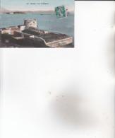 CPA 83 TOULON ,le Fort De Balagnier. (1907) - Toulon