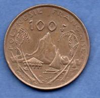 Polynésie Française  -  100 Francs  1998  -  état  SUP - French Polynesia