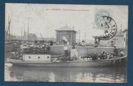 LORIENT - Embarquement Pour Penmané - Lorient