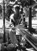 Photo Sénégal. Casamance Tisserand Traditionnel Années 1990   Vivant Univers - Afrique