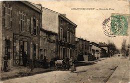 CPA Chauvoncourt - Grande Rue (178751) - Other Municipalities