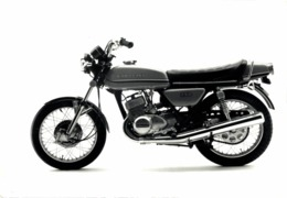 Kawasaki +-15cm X 10cm  Moto MOTOCROSS MOTORCYCLE Douglas J Jackson Archive Of Motorcycles - Altri