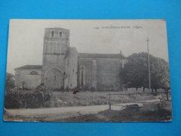17 )  Saint-sulpice-de-royan - N° 1039 - L'eglise - EDIT - Guiastrennec - Autres Communes