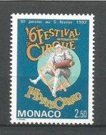 MONACO ANNEE 1992 N° 1810 NEUF** NMH - Monaco