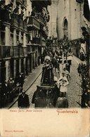 CPA Espagne Fuenterrabia-Viernes Santo, Mater Dolorosa (317997) - España