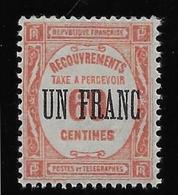 France Taxe N°63 - Neuf ** Sans Charnière - TB - Taxes