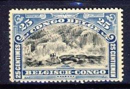 Belg.Kongo - Congo Belge Nr 57 Neuf Charnière - Postfris Plakker - MH - 1894-1923 Mols: Neufs