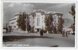 Genre Carte-photo  Bon Etat ,    Syrie  ,hôtel Orient Palace , Rare - Siria