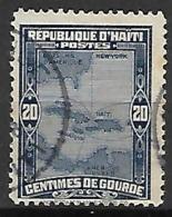 HAITI    -    1924 .   Y&T N° 255  Oblitéré. - Haiti