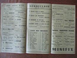 CRITERIUM DES AS A LANDRECIES LE 23 JUILLET 1961 EPREUVE CONTRE LA MONTRE,PAR ELIMINATION,INDIVIDUELLE DE 60 TOURS - Radsport