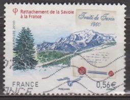 Traité De Turin - FRANCE - Rattachement De La Savoie - N° 4441 - 2010 - Francia