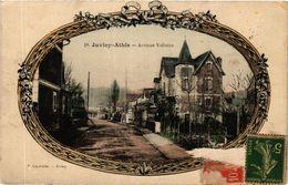 CPA JUVISY-ATHIS - Avenue Voltaire (384515) - Juvisy-sur-Orge