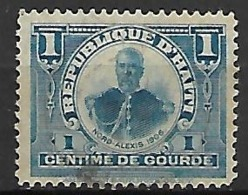 HAITI    -    1906 .   Y&T N° 125 Oblitéré. - Haiti