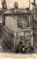 CP 75 Paris Cimetière Père Lachaise Lesurques Joseph 68 JH Hauser - Other Monuments