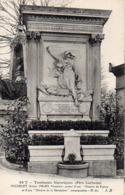 CP 75 Paris Cimetière Père Lachaise Michelet Jules Tombeaux Historiques 44T JH - Other Monuments
