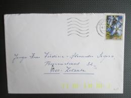 2163/4 - Gentse Floraliën - Orchideeën - Alleen Op 2 Brieven - 1981-1990 Velghe