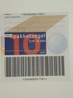 Netherlands: Pakketzeggel  NVPH 29  GD 29   10 Kg 2002 Unused - Ganzsachen