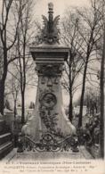 CP 75 Paris Cimetière Père Lachaise Planquette Robert Tombeaux Historiques 45T JH Boisson - Other Monuments