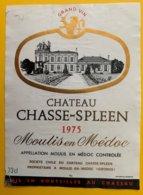 11987 - Château Chasse-Spleen 1975 Moulis - Bordeaux