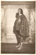 """Photographie Ancienne De Théâtre Par Gilbert-René à Paris, Raphaël Duflos Dans """"Don Juan"""" En 1917, Comédie Française - Célébrités"""