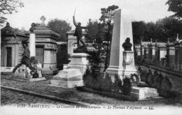 CP 75 Paris Cimetière Père Lachaise Tombeau Alphand 1733 XXè LL Levy - France