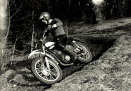 Puch  +-17cm X 12cm  Moto MOTOCROSS MOTORCYCLE Douglas J Jackson Archive Of Motorcycles - Sonstige
