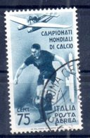 Italia Sello Aéreo N ºYvert 65 O Valor Catálogo 15.0€ - 1900-44 Victor Emmanuel III
